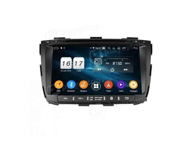 photo de AUTORADIO KIA SORENTO GPS ANDROID