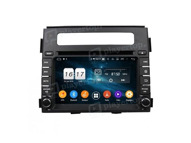photo de AUTORADIO KIA SOUL GPS ANDROID