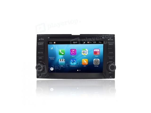 photo de AUTORADIO KIA X-TREK GPS ANDROID