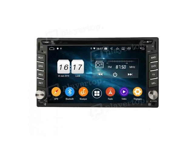 photo de AUTORADIO NISSAN FRONTIER GPS ANDROID