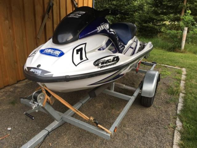 photo de Jet Ski Yamaha GP1200R