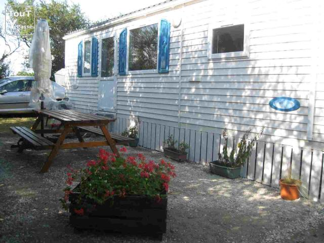 photo de Mobil home 4/6pers camping 3*