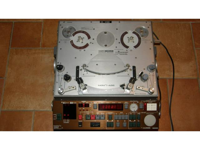 photo de Nagra T-Audio professionnel