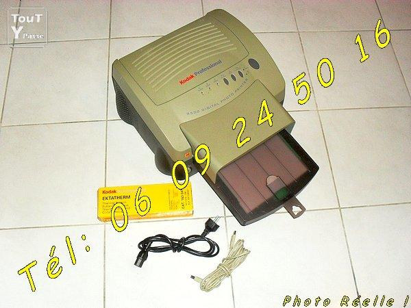 photo de [Negoce-Land.com] - Imprimante Kodak professional 8500 + accessoire