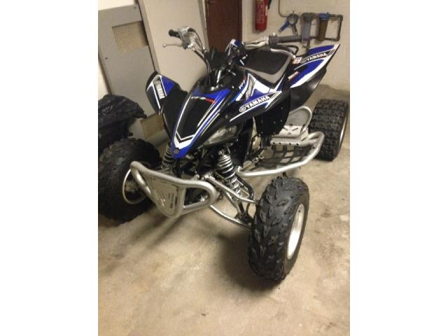 photo de quad 450 YFZ yamaha