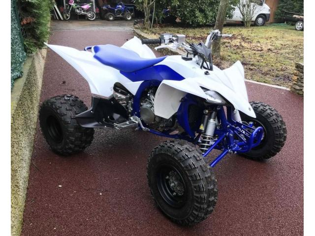 photo de Quad Yamaha 450 YFZ R 2015