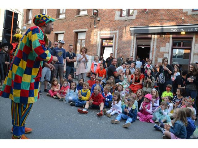 photo de Spectacle de clown pour vos fêtes carnavalesques, les écoles, associations, ...