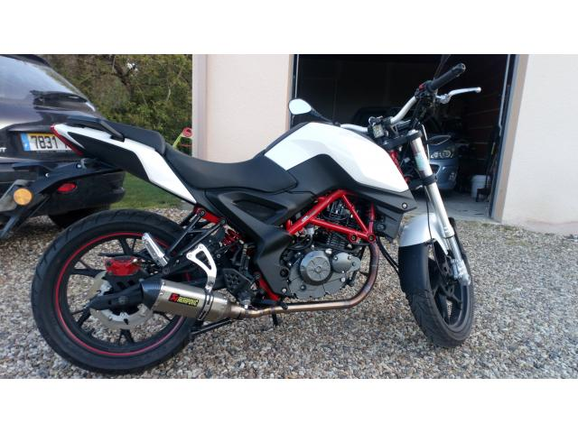 photo de Vend ksr moto 125 grs