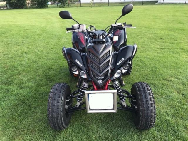 photo de Yamaha YFM Raptor 700 R SE Homologuée