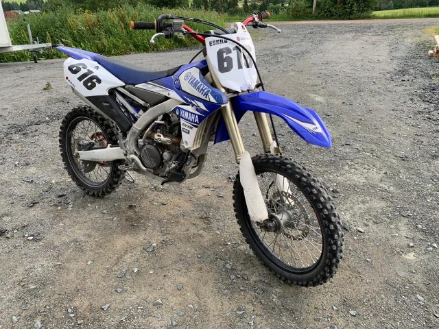 photo de Yamaha YZ 250 F 2017
