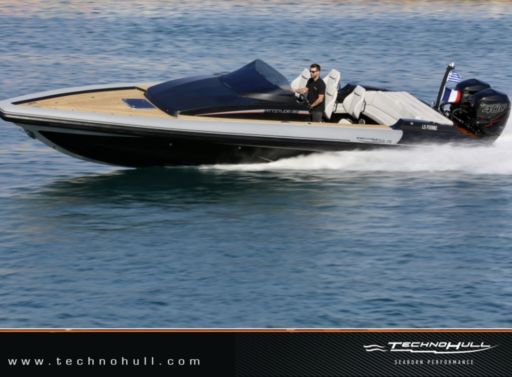 photo de TECHNOHULL ATTITUDE 35 SERSION HB