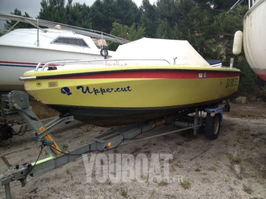 photo de RUNABOUT 4M94