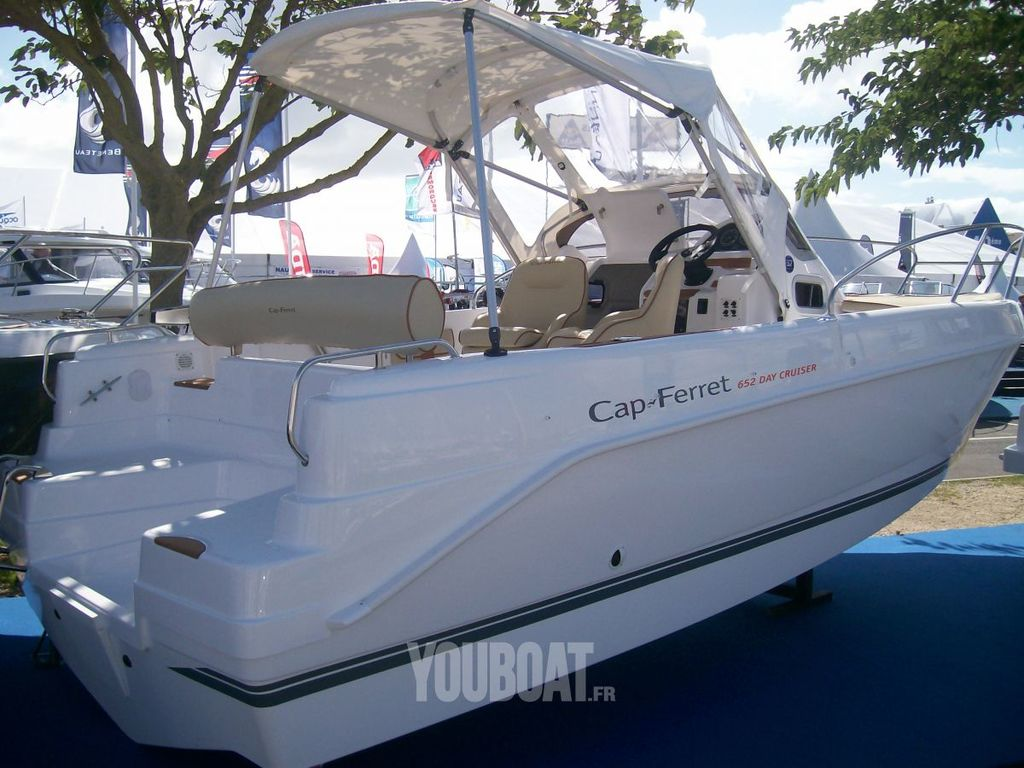 photo de CAP FERRET 672 SUNDECK NEUF 2015