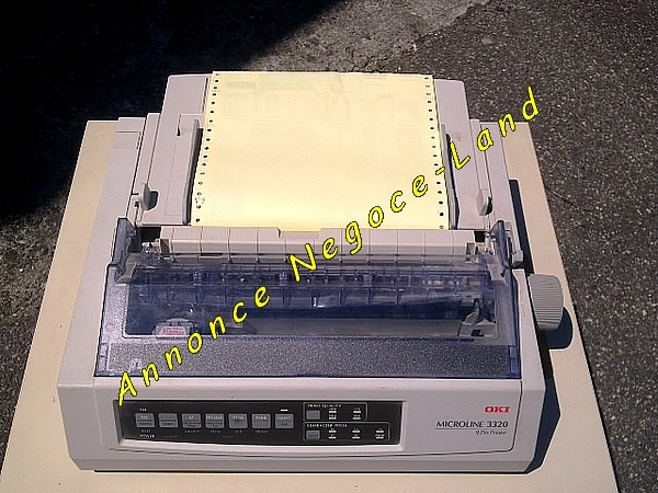 photo de Imprimante Matricielle OKI Microline 3320