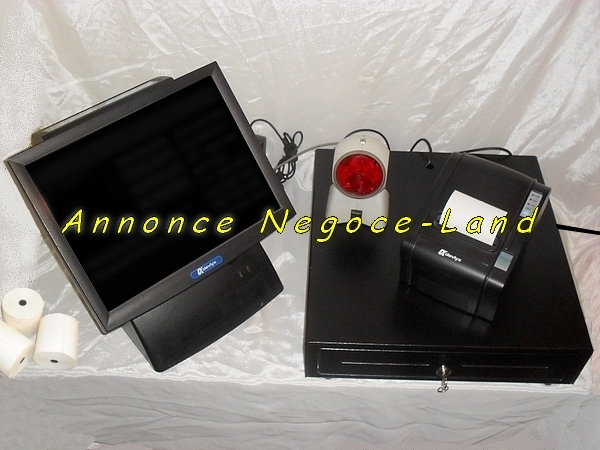photo de Caisse Enregistreuse tactile Partner LX-5800 Devlyx