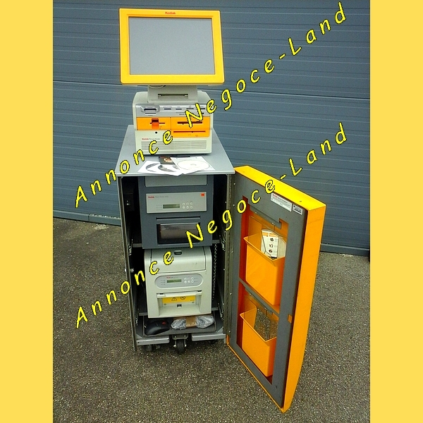 photo de Borne photo tactile KODAK Picture Kiosk