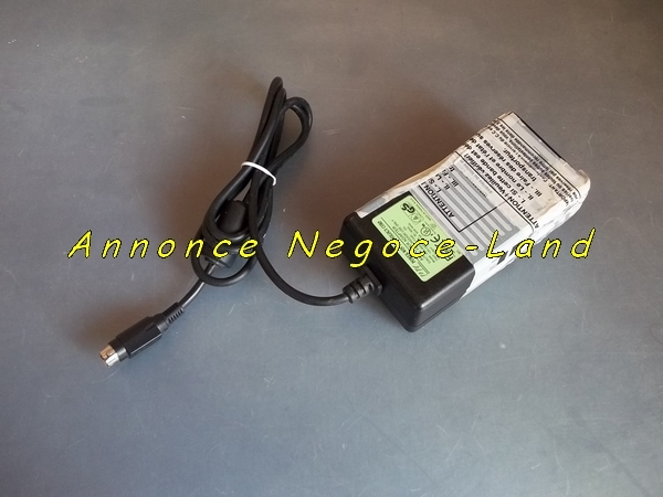 photo de Chargeur d'alimentation 24V d'imprimante ticket thermique