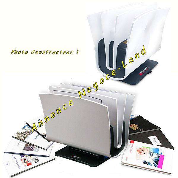 photo de Relieur Unibinder 8.2 - Machine à relier Pro - Relieuse Automatique