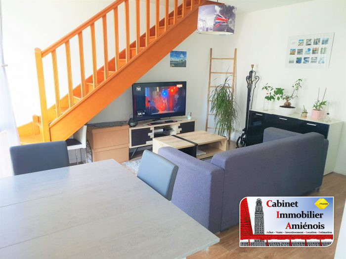 photo de Amiens, Hyper-Centre-Ville : appartement 46m², 1 chambre, et parking!