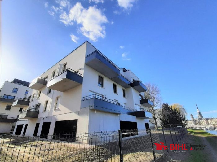 photo de APPARTEMENT NEUF DANS RESIDENCE SECURISEE